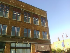 Heritage Building Facade Restoration in Des Moines, IA